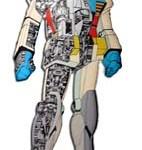 Gundam DX Clover